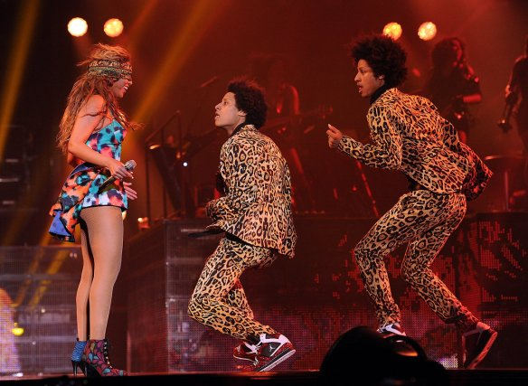 Beyonce,Larry Bourgeois,Laurent Bourgeois