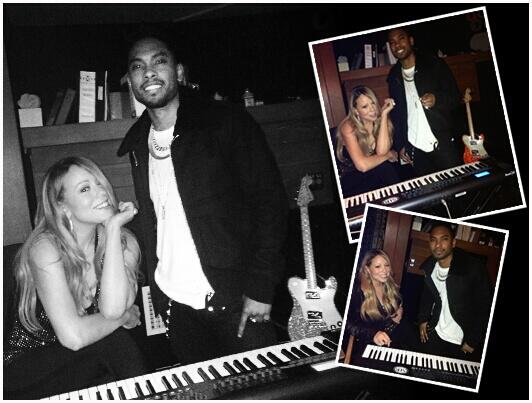 Mariah-Carey-and-Miguel-beautiful